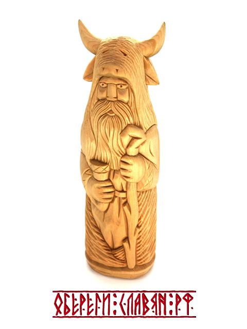 Славянский кумир (идол) Бога Велеса скотий